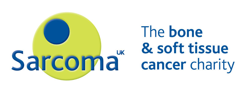 Sarcoma UK logo - the bone and soft tissue cancer charity